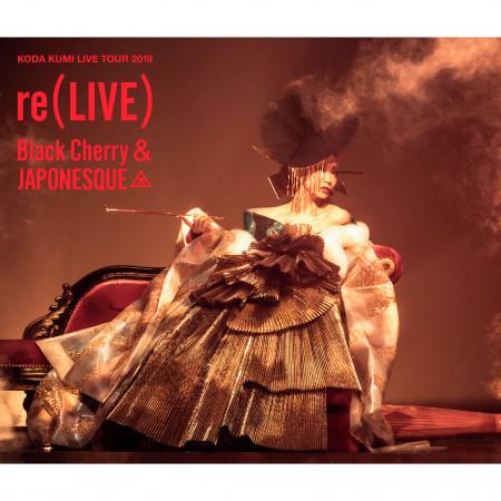 KODA KUMI LIVE TOUR 2019 re(LIVE) -JAPONESQUE- in Osaka at ORIX THEATER (2019.10.13) 專輯封面