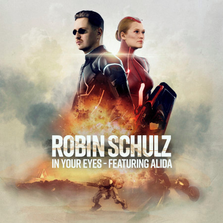 In Your Eyes (feat. Alida) (8D Audio Version) 專輯封面