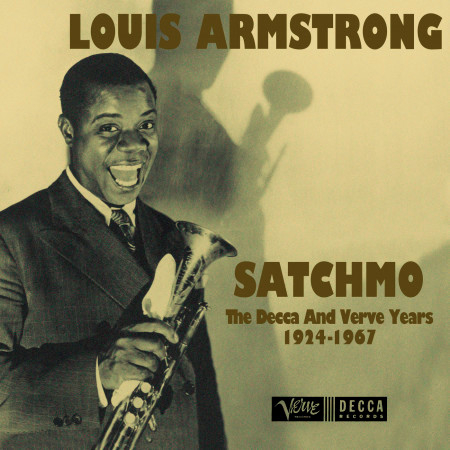 Satchmo: The Decca And Verve Years 1924-1967 專輯封面