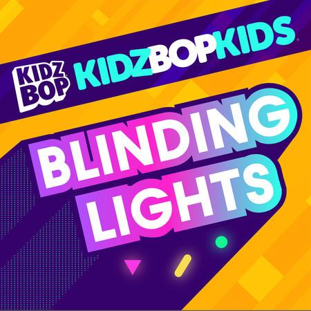Blinding Lights 專輯封面
