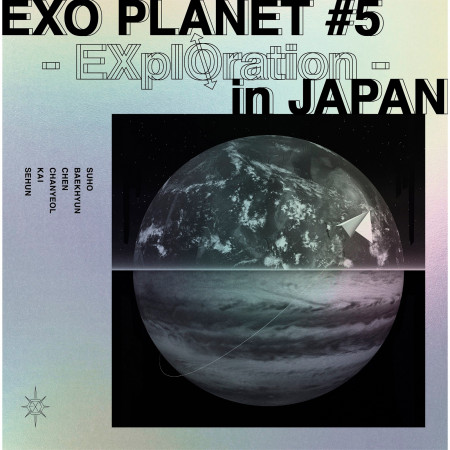 BIRD (EXO PLANET #5 - EXplOration - in JAPAN) 專輯封面