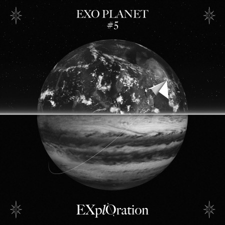 EXO PLANET #5 –EXplOration– Live Album 專輯封面