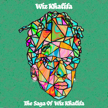 The Saga of Wiz Khalifa 專輯封面
