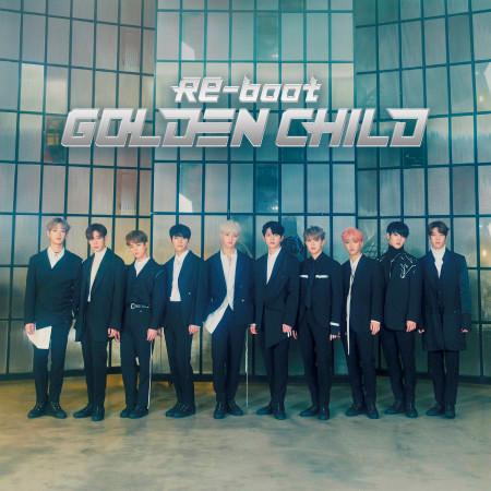Golden Child 1st Album [Re-boot] 專輯封面
