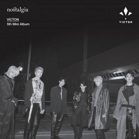 nostalgia 專輯封面