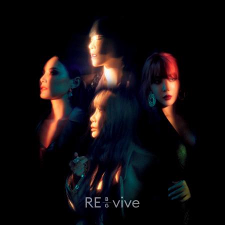 RE_vive 專輯封面