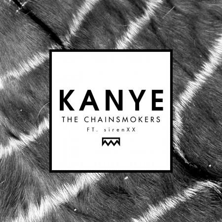 Kanye 專輯封面