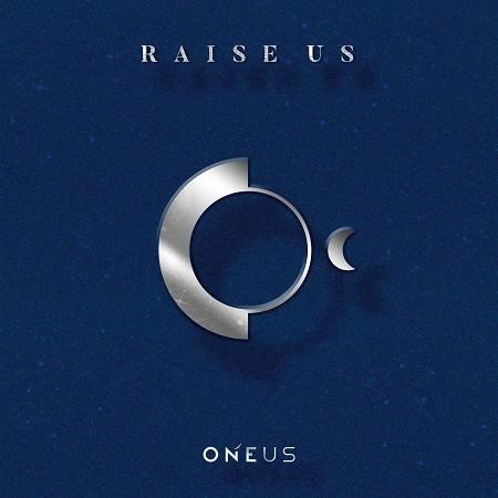 RAISE US 專輯封面