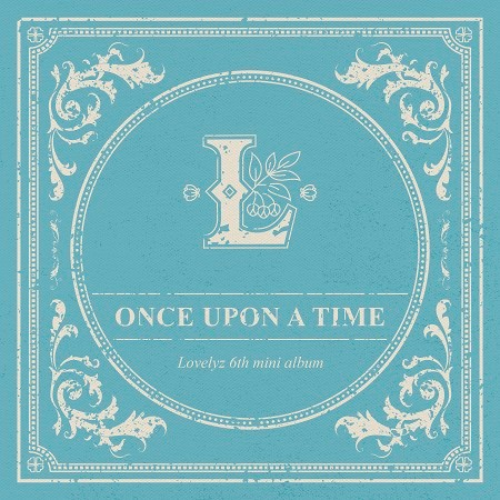 Lovelyz 6th Mini Album [Once upon a time] 專輯封面