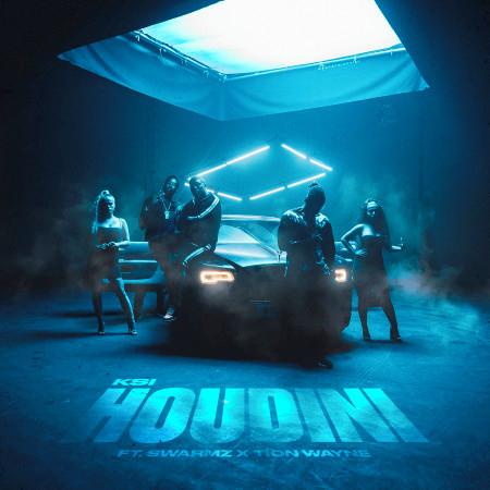 Houdini (feat. Swarmz & Tion Wayne) 專輯封面