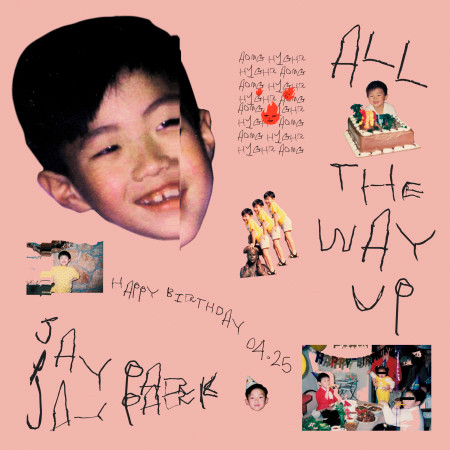 All The Way Up 專輯封面