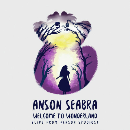 Welcome to Wonderland (Acoustic Version) (Live from Henson Studios) 專輯封面