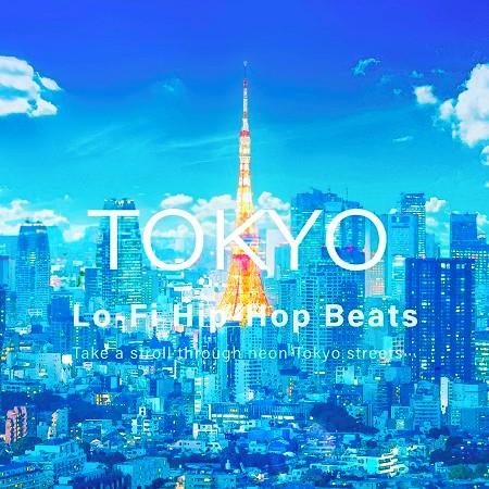 期間限定:Tokyo Lo-Fi Hip-Hop Beats 專輯封面