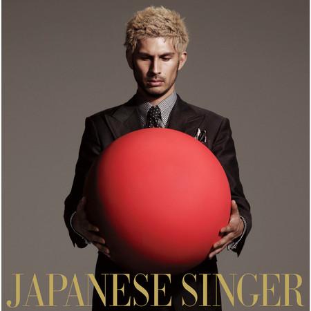 JAPANESE SINGER 專輯封面