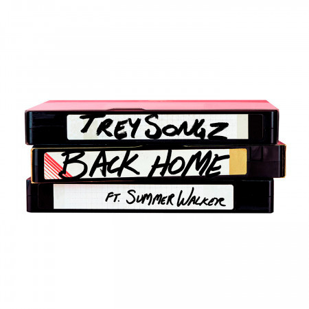 Back Home (feat. Summer Walker) 專輯封面