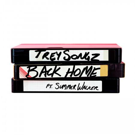 Back Home (feat. Summer Walker) 專輯封面