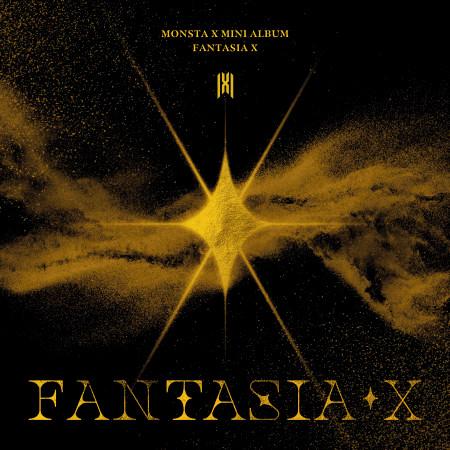 FANTASIA X 專輯封面