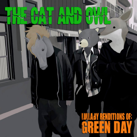 Lullaby Renditions of Green Day 專輯封面