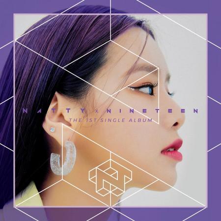NINETEEN 專輯封面