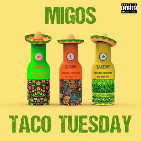 Taco Tuesday 專輯封面
