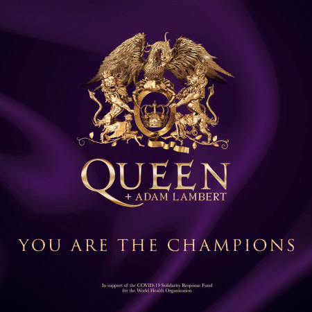 You Are The Champions 專輯封面