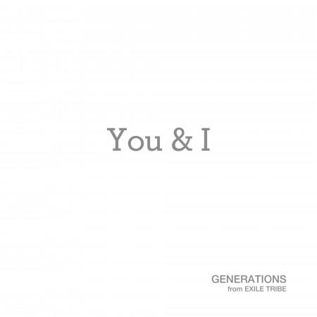 You & I 專輯封面