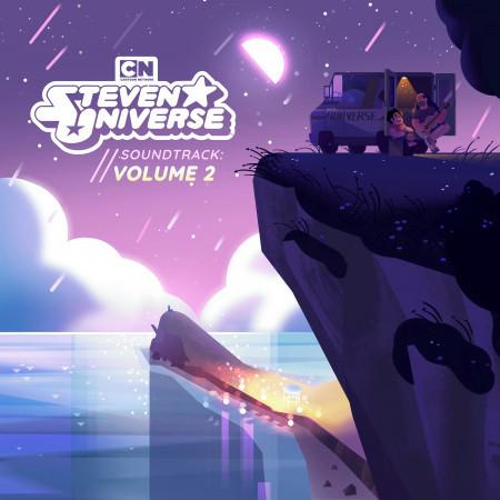 Steven Universe, Vol. 2 (Original Soundtrack) 專輯封面