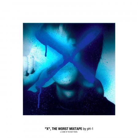 X 專輯封面