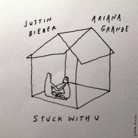 Stuck with U 專輯封面