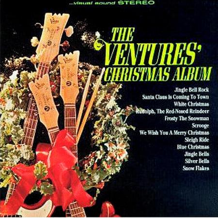 The Ventures' Christmas Album 專輯封面