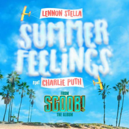 Summer Feelings (feat. Charlie Puth) 專輯封面