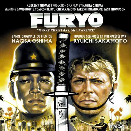 Furyo - Merry Christmas, Mr. Lawrence (Nagisa Oshima's Original Motion Picture Soundtrack) 專輯封面