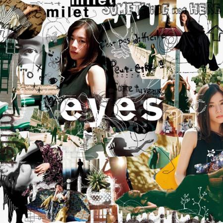 eyes 專輯封面