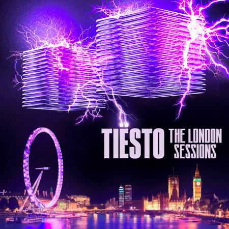The London Sessions 專輯封面