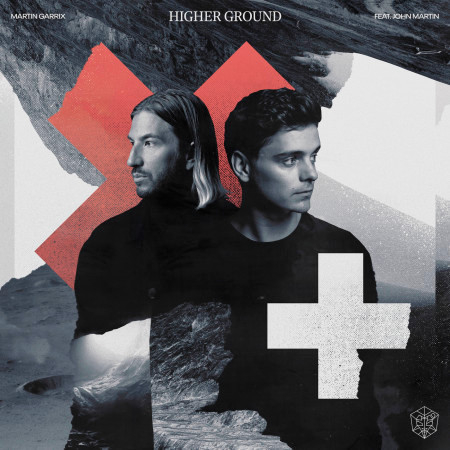Higher Ground (feat. John Martin) 專輯封面