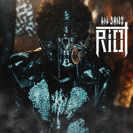 Riot 專輯封面