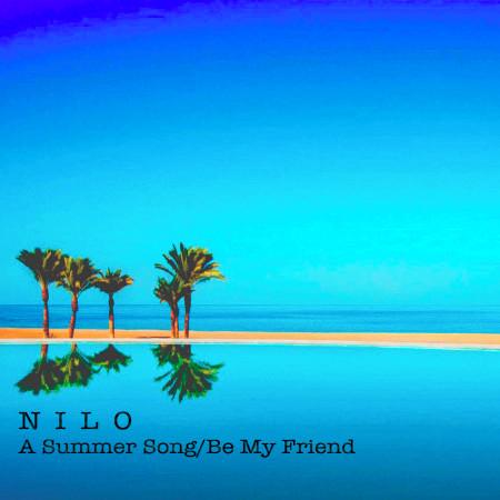 A Summer Song / Be My Friend 專輯封面