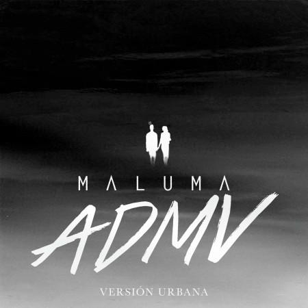 ADMV (Versión Urbana) 專輯封面