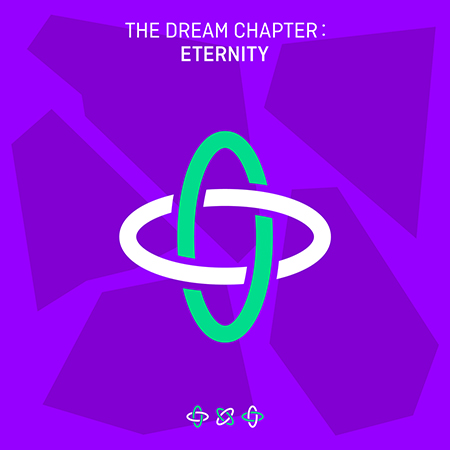 The Dream Chapter: ETERNITY 專輯封面