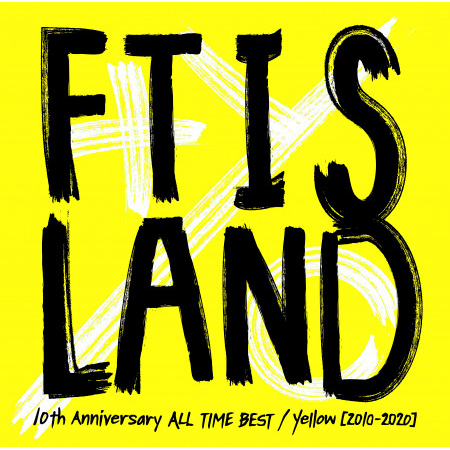 10th Anniversary ALL TIME BEST / Yellow [2010-2020] 專輯封面