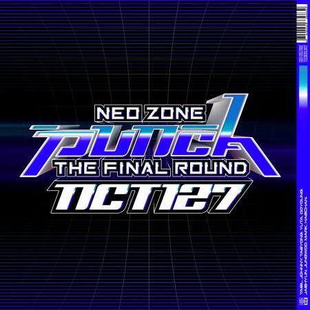 第二張正規改版專輯『NCT #127 Neo Zone: The Final Round』 專輯封面
