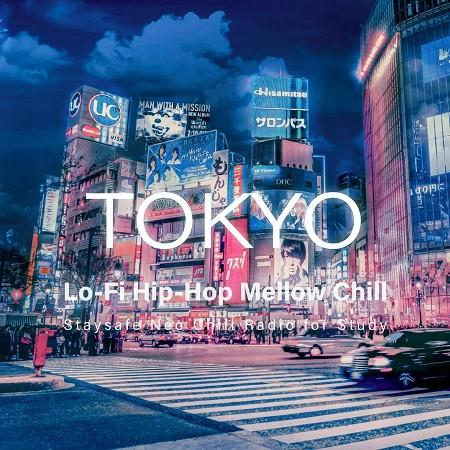読書日和:Tokyo Lo-Fi Hip-Hop Mellow Chill 專輯封面