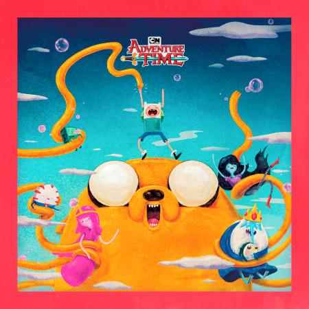 Adventure Time, Vol.1 (Original Soundtrack) 專輯封面