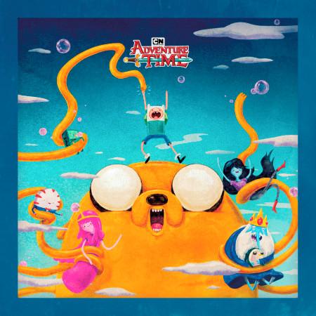 Adventure Time, Vol. 3 (Original Soundtrack) 專輯封面