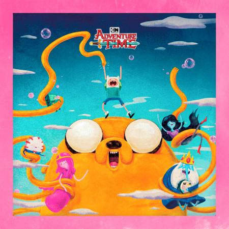 Adventure Time, Vol. 5 (Original Soundtrack) 專輯封面