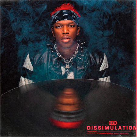 Dissimulation 專輯封面