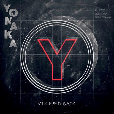 Yonaka Stripped Back 專輯封面