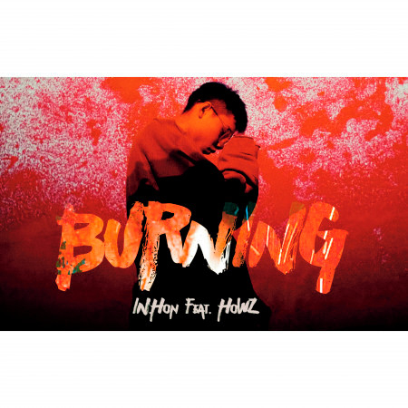 Burning (feat. HowZ) 專輯封面