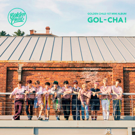 Golden Child 1st Mini Album [Gol-Cha!] 專輯封面