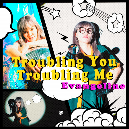 Troubling You, Troubling Me 專輯封面